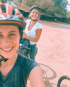 Cycling to West Baray with Grasshopper Adventures as really an adventure!