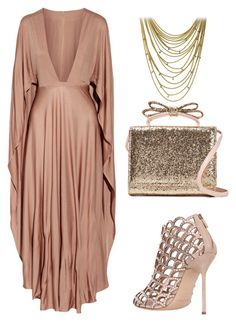 """Untitled #600"" by mchlap on Polyvore featuring Valentino, Cartier, RED Valentino and Sergio Rossi"