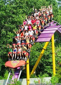 Apollo's Chariot, Busch Gardens Europe, Virginia