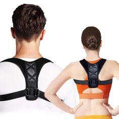 Upper Back Brace, Shoulder Support Brace, Massage, Posture Support, Muscle Imbalance, Back Posture Corrector, Muscle Memory, Bad Posture, Better Posture