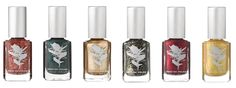 PRITINYC the Modern Clean Formulation in Nail care. Vegan, Cruelty free & Gluten free.
