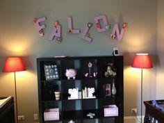 Fallon's Nursery.