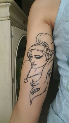 Amy Winehouse Tattoo