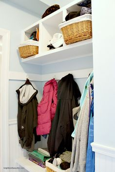 5 Mudroom Must Haves | Bright Bold and Beautiful