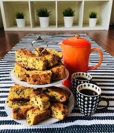 Buttermilk Rusks / Karringmelk Beskuit #southafrican #bakedgoods #etsyseller #buttermilk #coffeetime #coffee #breakfast