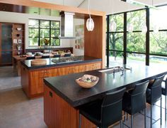 RoomReveal - Fieldston House Kitchen - Sonoma, CA by Gregg De Meza