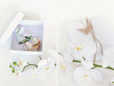 Tutoriel DIY: Faire un cadeau de mariage inspiration papillon via DaWanda.com
