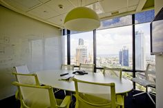 Yandex, Istanbul with Herman Miller Sayl chairs