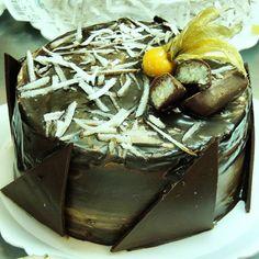 Torta prestígio #confeitariapolos #goiania  (em Polos Pães e Doces)