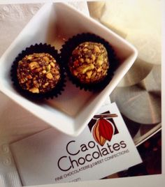 Cao Chocolates of Miami - Chocolatour: A Quest for the World's Best Chocolate
