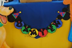 Mickey Mouse Extravaganza  | CatchMyParty.com