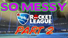 This Gets Messy | DRUNK Rocket League (Part 2)