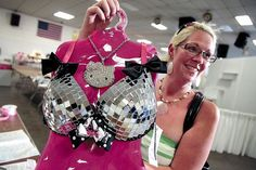 """Bra Decorating Contest Ideas 