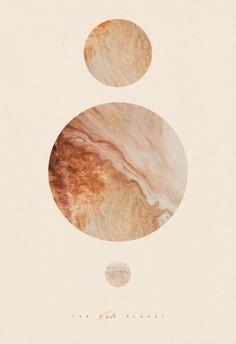 The Red Planets - Cocorrina - colour palette 😍 Planet Design, Illustration Art, Illustrations, Bild Tattoos, Beige Aesthetic, Laura Lee, Graphic Design Inspiration, Graphic Design Print, Art Inspo
