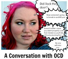 A Conversation with Obsessive Compulsive Disorder