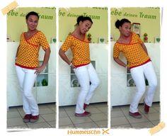 ♥ Hummelschn ♥✂ : ✂ ♥ Shirt oder Kleid by #allerlieblichst