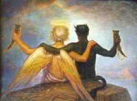 Történetek: Isten és Ő -Teremtesz megint? firtatta a mester, egy éles megjegyzés körvonalazódva elméjébe, s mert unta az ismétlődést, úgy határozott szembesíti is Istent a létezett, létező és létezni készülő világok klasszikus hibájára. -Muszáj, elkezdtük, a lelkeknek esélyt kell adni a visszatérésre. -Na ja, millióból egy, vajon megéri?! kezdte az ördög, ő már unta a ismétlődéseket és látván az eredményeket, az egész programot végérvényesen törülné. -Minden lélek megéri a fáradságot...