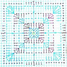 Sofia square diagram on Cypresstextiles.net