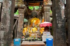 Tempel Laos