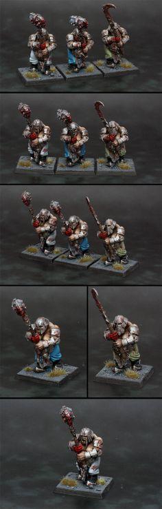 Ogre Kingdoms Ironguts