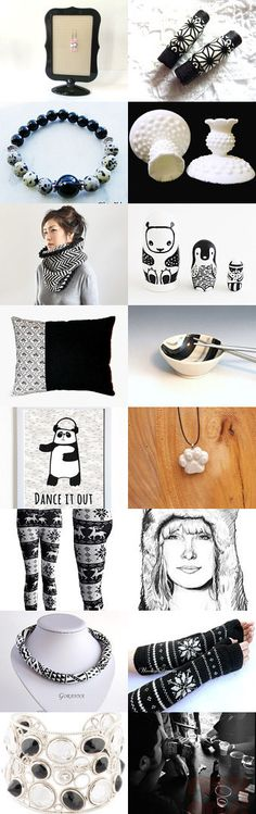 Starry Starry Night by Carla on Etsy--Pinned with TreasuryPin.com