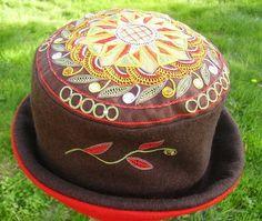 Du bouclier glazik au chapeau.