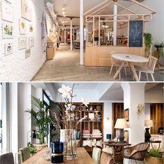 @guaimaromadrid @a_tipica @sandramarcosinteriorismo y @dodesign, cuatro tiendas en Madrid consagradas al diseño y buen gusto. Conócelas en el link en bio 🔙🔙👆👆