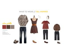 clothing ideas for family pictures - Google Search Family Portraits What To Wear, Fall Portraits, Portrait Ideas, What To Wear Fall, How To Wear, Bild Outfits, Fall Family Pictures, Family Pics, Fall Photos