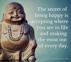 Mantra for happiness