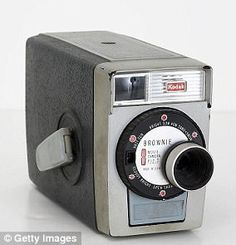 Kodak Brownie 8mm. You had to wind it up, but it meant home movies for millions, long before video