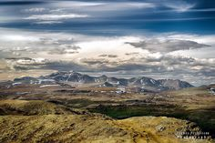 [Rondane] Sunset Rondane Norway