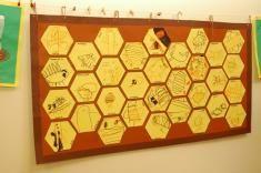aankleding bijenklas
