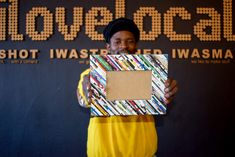 T-shirts, bags, photography, home decor using skills from underprivileged youth based in Johannesburg and Cape Town. Rolled Paper, Frame, Handmade, Photography, Decor, Picture Frame, Hand Made, Photograph, Decoration