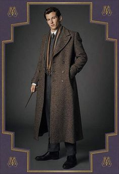 Gellert Grindelwald, Crimes Of Grindelwald, Fantastic Beasts Movie, Fantastic Beasts And Where, Callum Turner, Aidan Turner, Do I Love Him, Harry Potter Cosplay, Harry Potter Characters