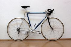 refurbished VITUS 979  #racing bike #vintage #french bike frame #lightweight #refurbished #original #80ties http://www.vitusbikes.com/sean-kelly