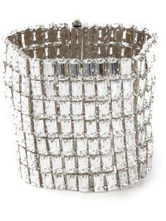 Giuseppe Zanotti Design Embellished Cuff - Biondini Paris - Farfetch.com