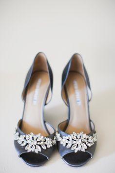 View entire slideshow: Beautifully Embellished Bridal Shoes For Your Big Day on http://www.stylemepretty.com/collection/2595/