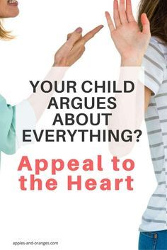 Does your kid argue about everything? When reasoning doesn't work, it's time to try something different. via /onesmallword/ Parenting Teens, Kids And Parenting, Parenting Hacks, Practical Parenting, Gentle Parenting, Parents, Kids Behavior, Raising Kids, My Children