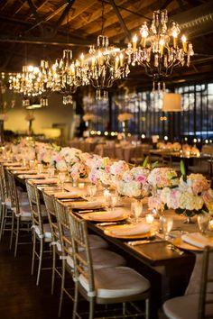 Modern Elegance Wedding at Summerour Studio