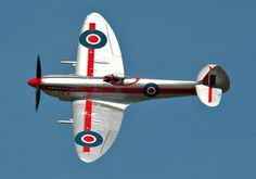 I prefer the later Griffons, but it's hard to fault the late merlins for proportions. Especially with paint like that.