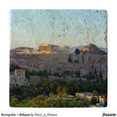 Acropolis – Athens Trivets
