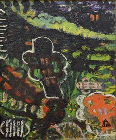 Ion Tuculescu Painting, Art, Spiritual, Paint, Art Background, Painting Art, Kunst, Paintings, Gcse Art