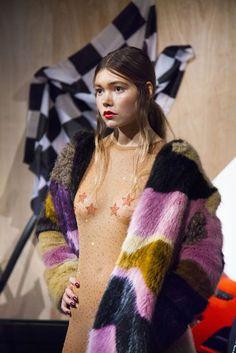 Clio Peppiatt London Spring/Summer 2017 Ready-To-Wear Collection | British Vogue