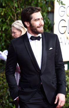 Pin for Later: Die heißesten Typen bei den Golden Globes Jake Gyllenhaal