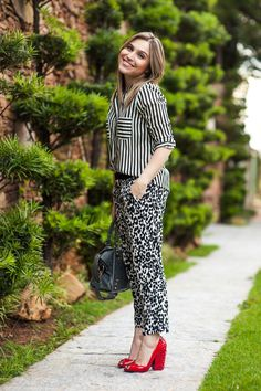 Best Trends from New York Fashion Week Spring 2017 Animal Print Fashion, Fashion Prints, Look Office, Casual Outfits, Fashion Outfits, Spring Fashion Trends, Work Fashion, Fast Fashion, Fashion Fashion