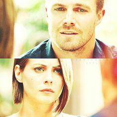 Arrow - Oliver & Thea Queen