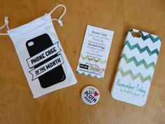 Enter to win a limited edition phone case from Phone Case of the Month.