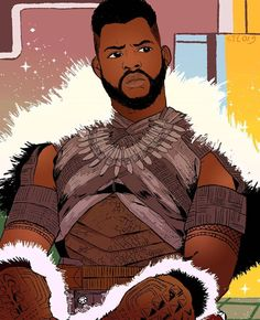 Dragon Age Characters, Black Characters, Comic Book Characters, World Of Wakanda, Tracy Johnson, Panther Pictures, Black Panther Art, Spice Labels, Best Superhero