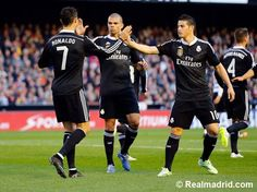Real Madrid | James | Pepe | Ronaldo