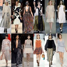 The 7 Biggest Trends of Fashion Week Spring/Summer 2014: Pleats Please